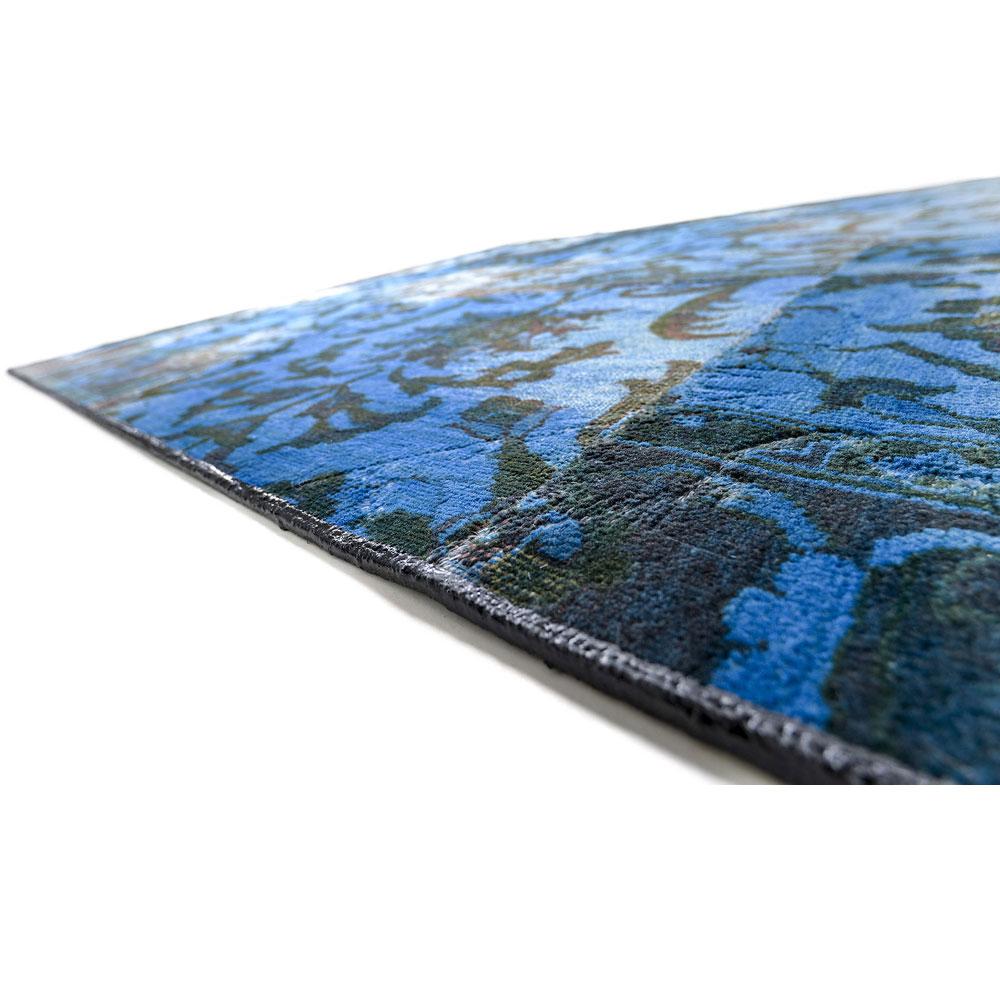 THE MASHUP Fresco Series - capri blue
