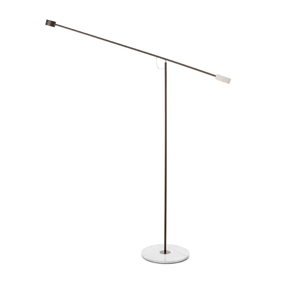 T Lamp - seitliche Ansicht