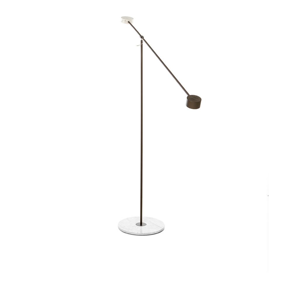 T Lamp - Rückansicht