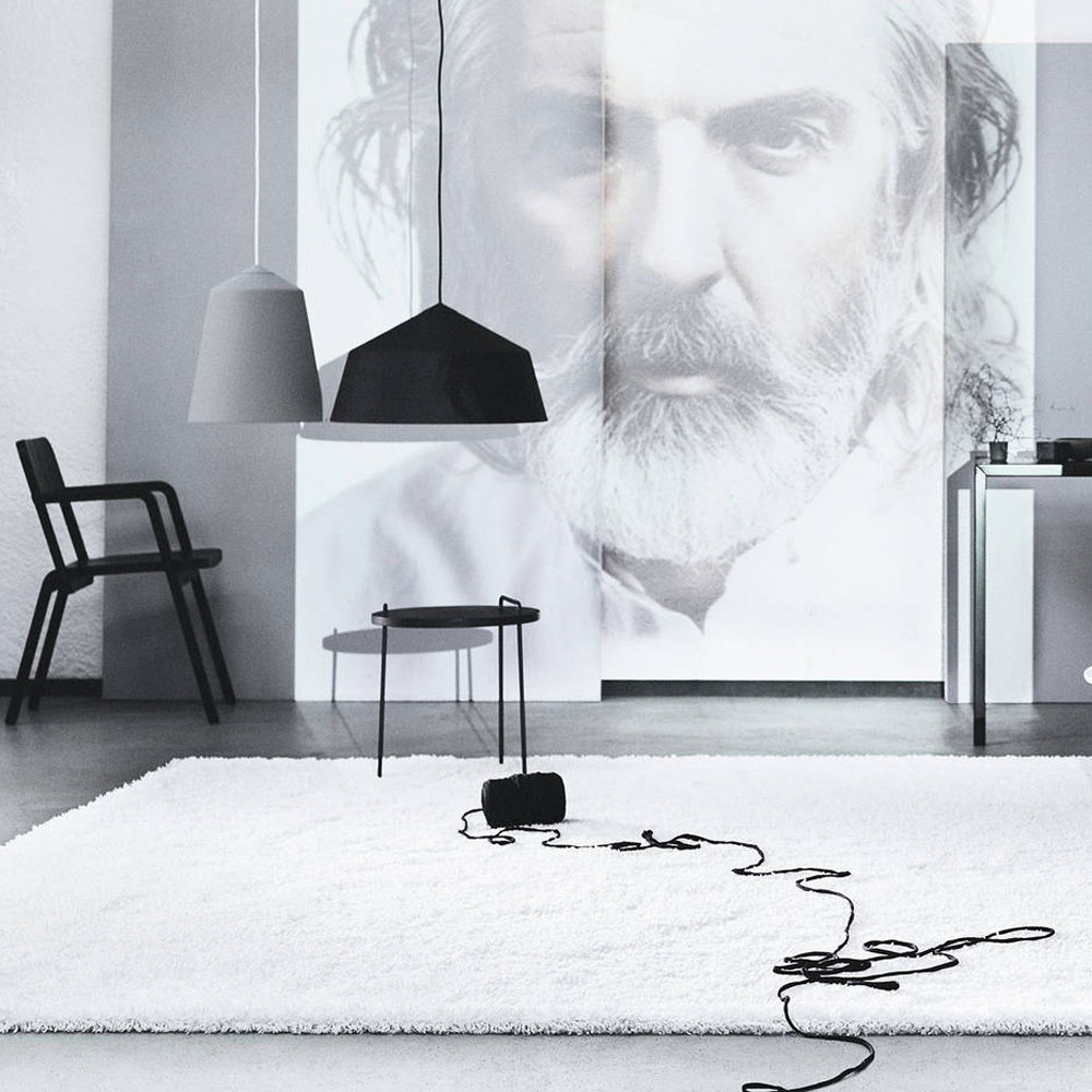 Tosh 1400 - Farbe 1404 bianco/ Kantenschnitt
