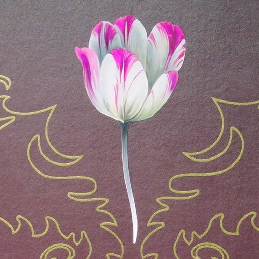 Sticker Tulipan
