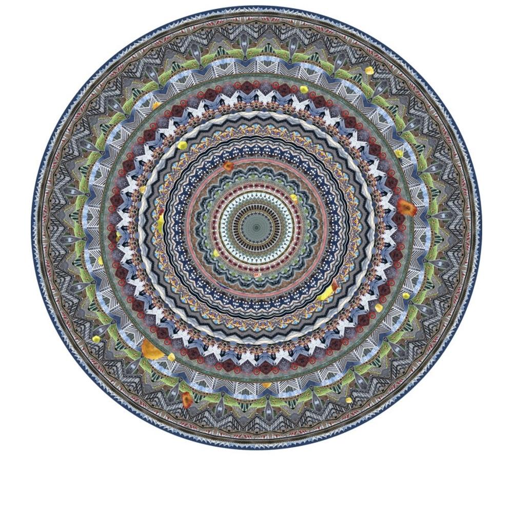 Moooi Carpets - Teppich Vancouver - Ø 250 cm und Ø 350 cm