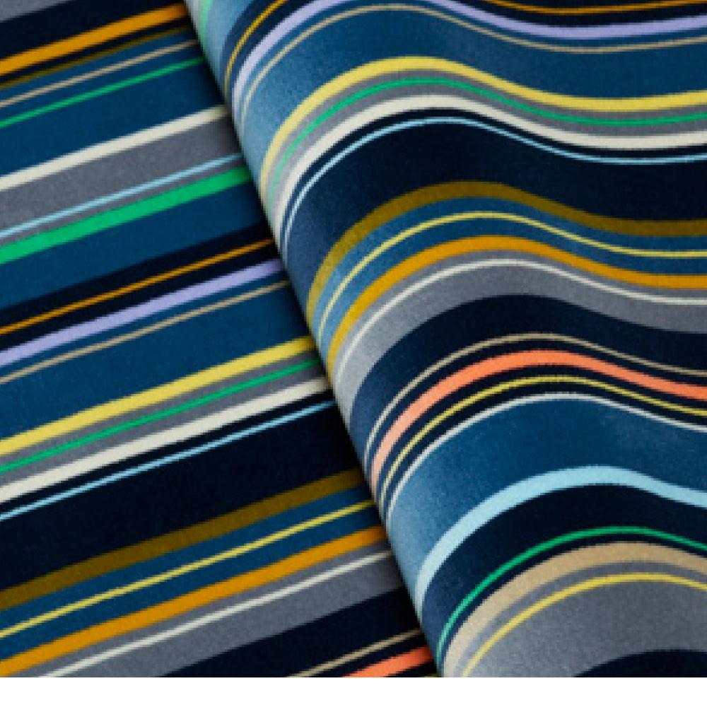 Velvet Stripe - Farbe 0004