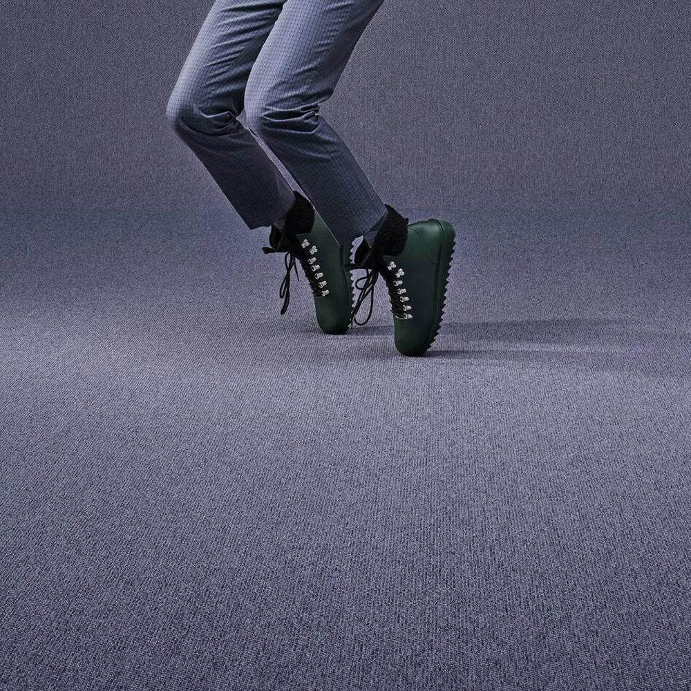 Object Carpet – Teppichboden Walk x Talk – Raumansicht
