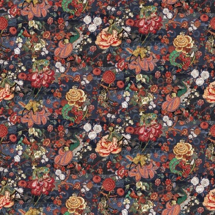Moooi Carpets - Rendezvous Tokyo Blue Indigo Broadloom