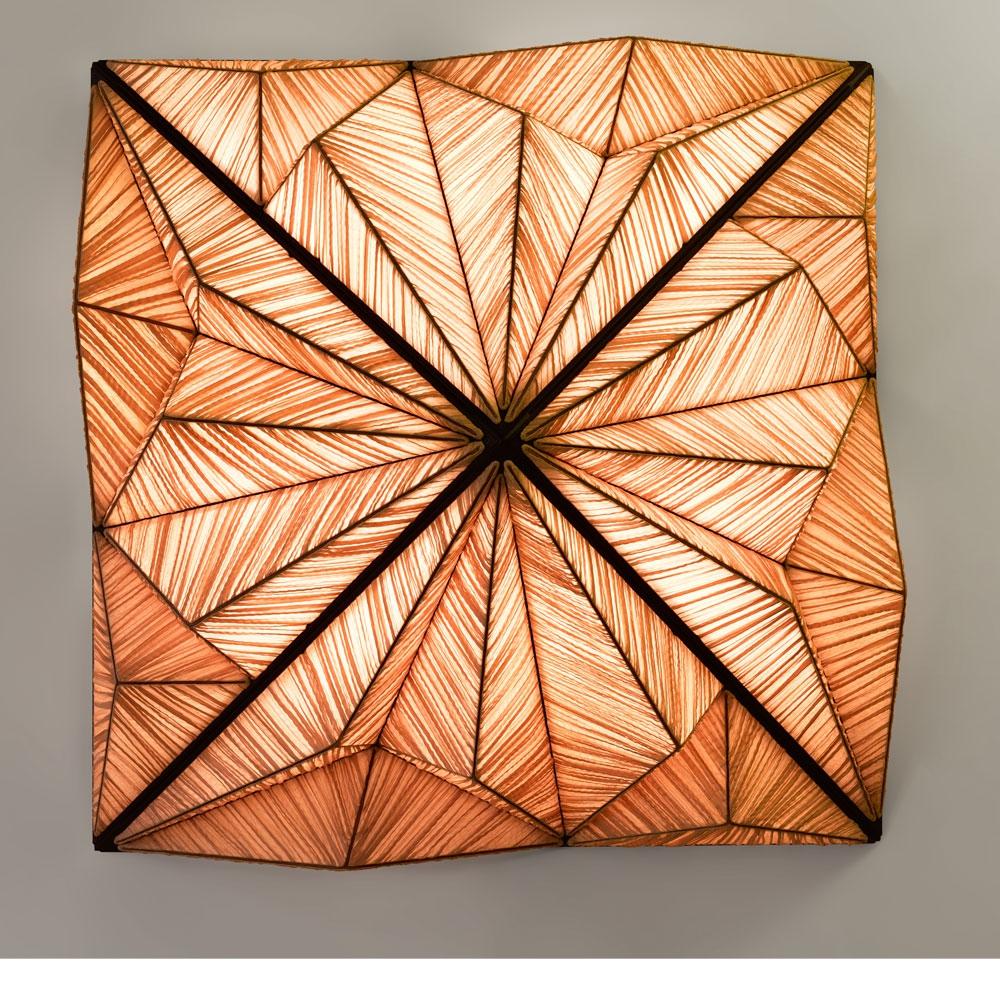 Aqua Creations Zooid 1M - Wall - Farbe orange