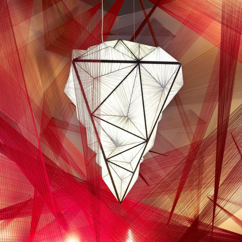Zooid Diamond - Farbe cream/ cremeweiß
