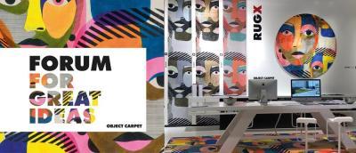 Kollektion FORUM von Object Carpet